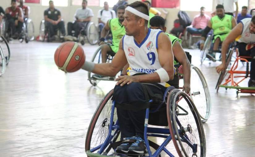 """""""International players come with an entourage. Many of our players don't even have properwheelchairs"""""""