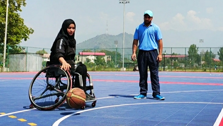"""""""There is no dearth of talented sportspersons in Kashmir. Give usfacilities"""""""