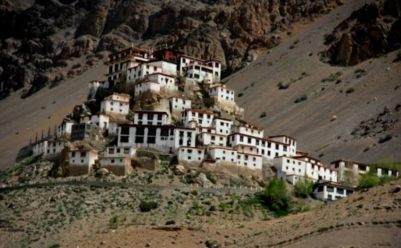 The hauntingly beautiful Spiti Valley stood completely deserted this wholeyear
