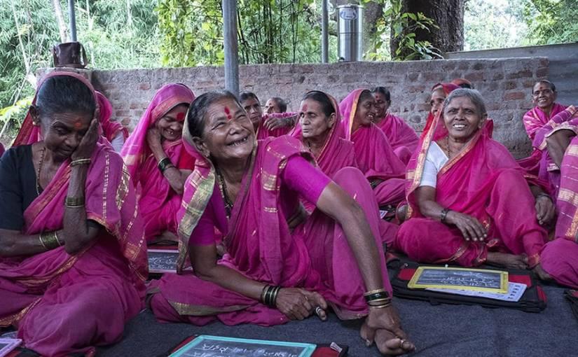 Ajjibaichi Shala … schooling grandmothers and fulfilling their long-cherisheddreams