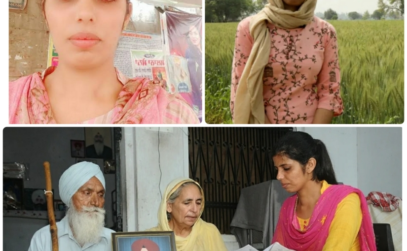 Kiranjit's father, a farmer, died by suicide. What she has done after that isincredible