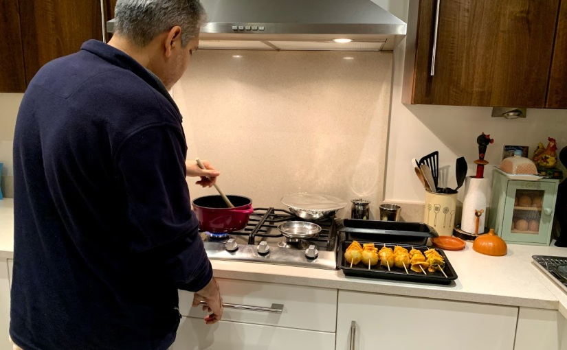 Indian men, cooking and kitchen chores  – Covid-19 andbeyond